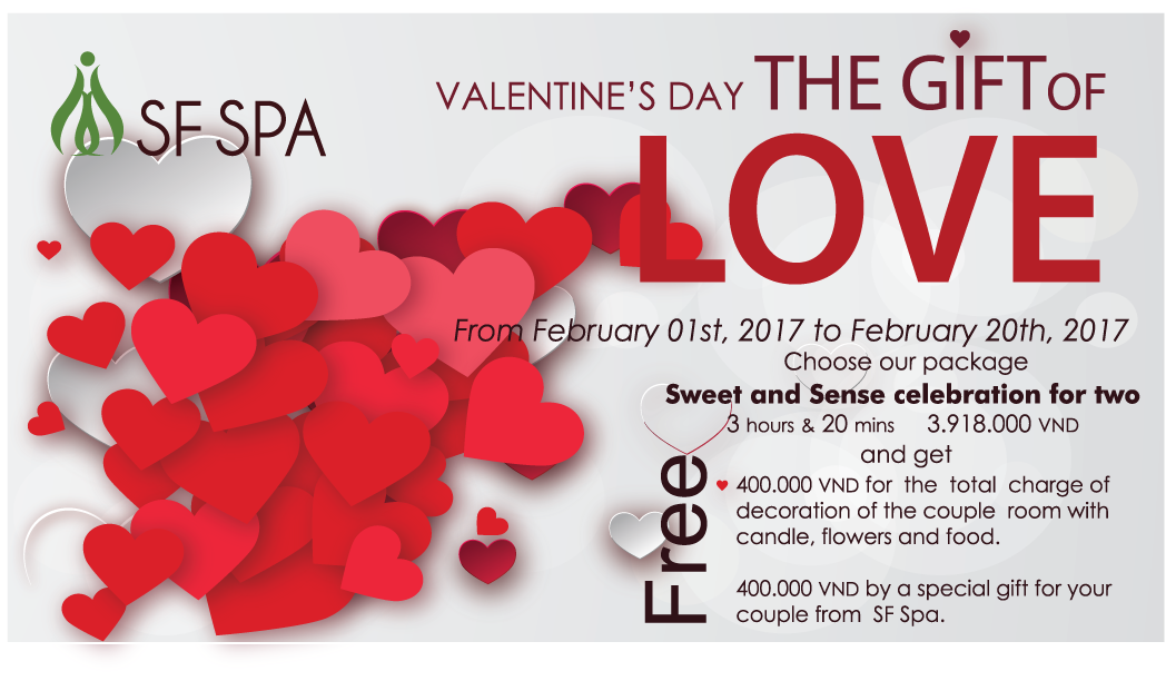 valentine's day - the gift of love, Ideas