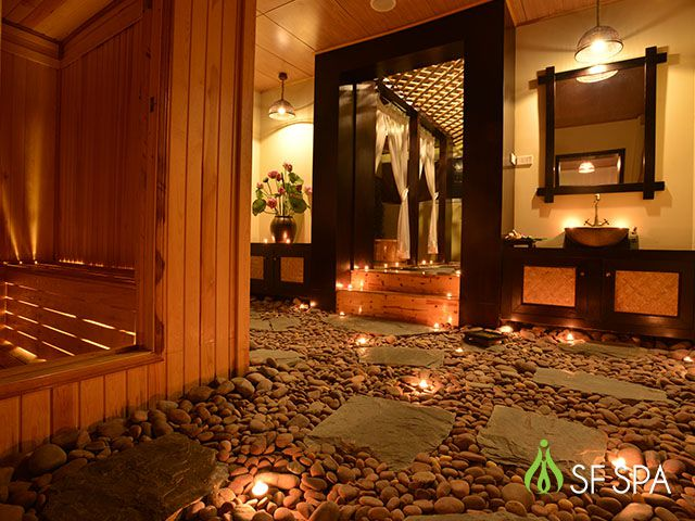 Have a massage in Hanoi? Try a sauna first